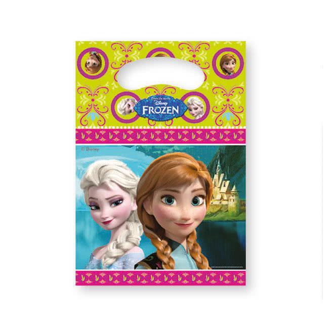 Party- Tütchen Frozen 6 Stück