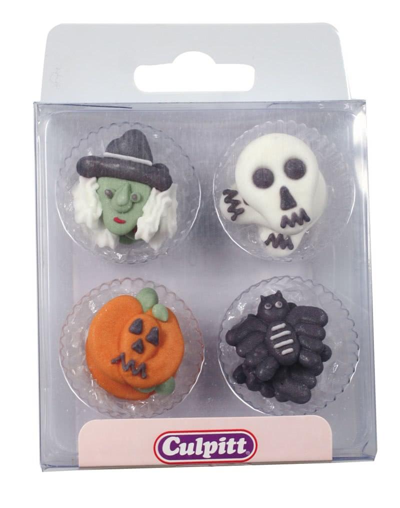 Zuckerdeko Halloween 12 Stück