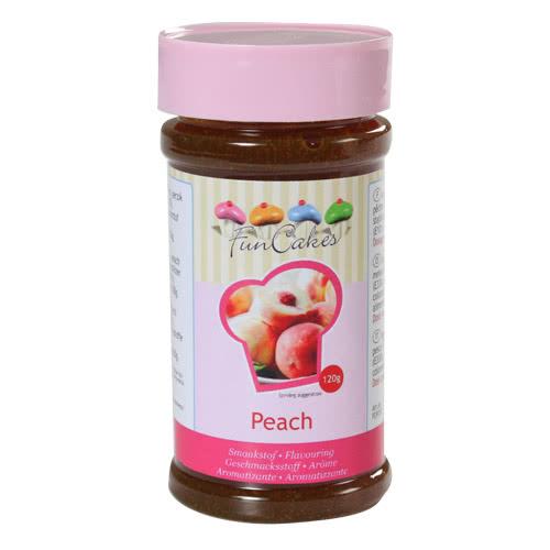 FunCakes Aromastoff Pfirsich 120g