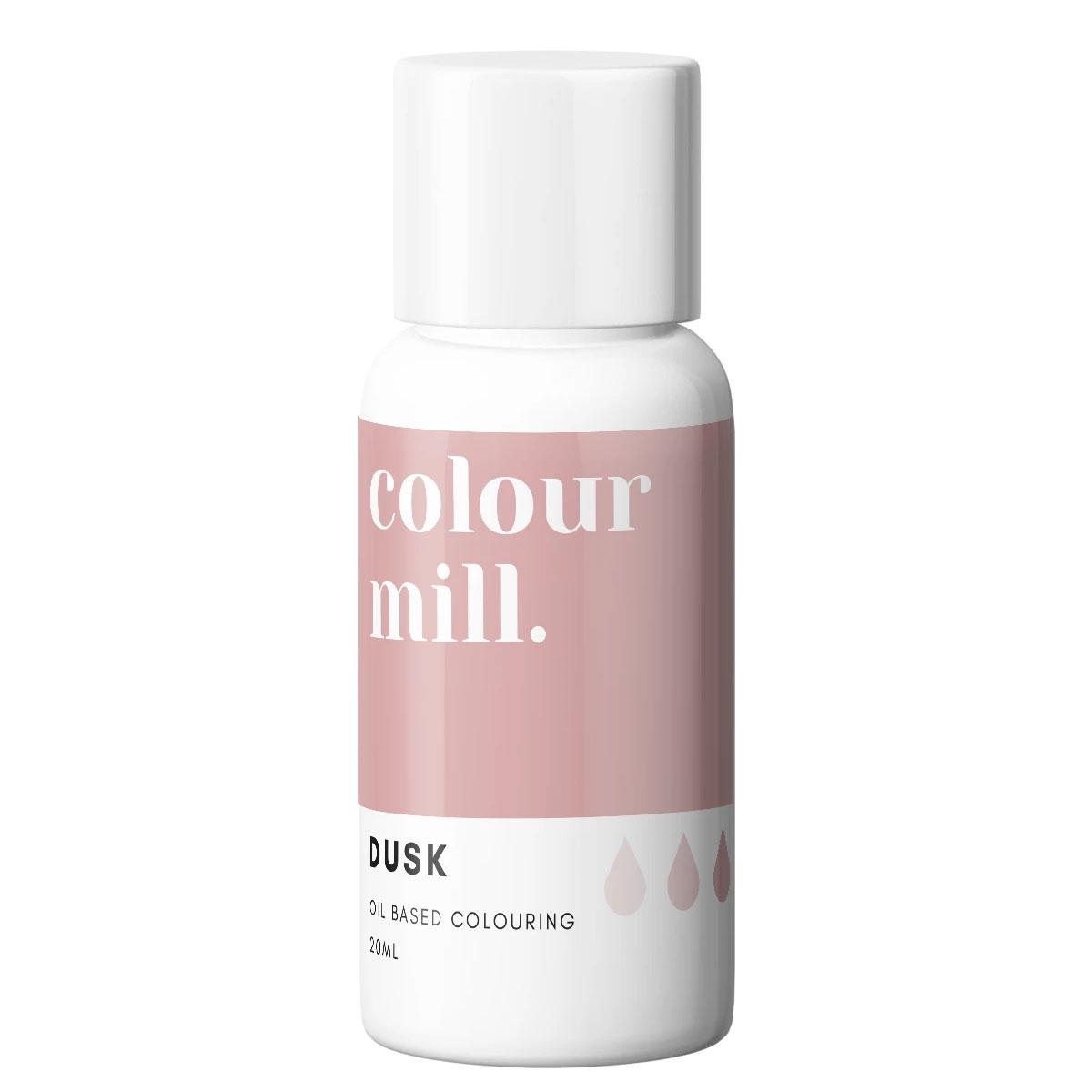 Colour Mill fettlösliche Lebensmittelfarbe - Dusk 20ml