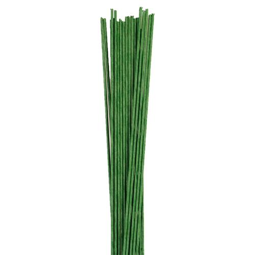 Blumendraht 30 gauge grün