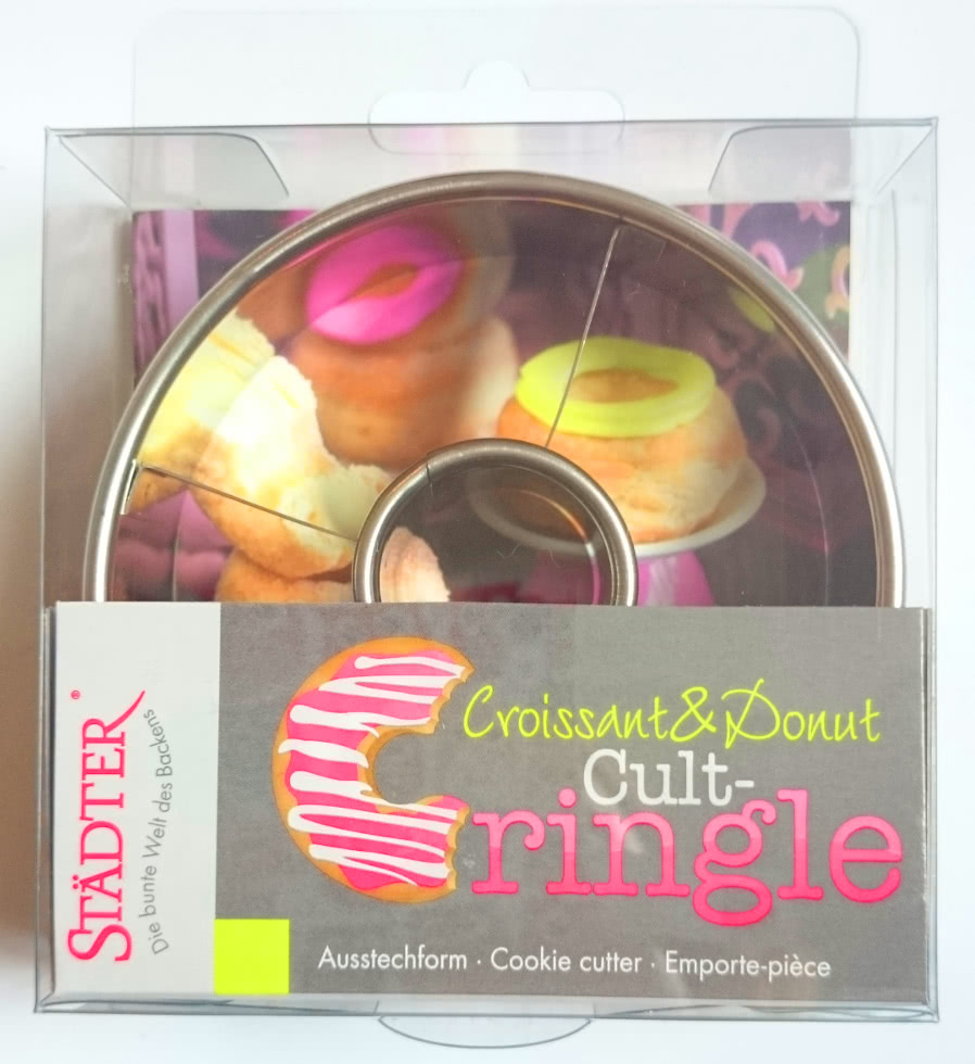 Ausstechform Cult- Cringle