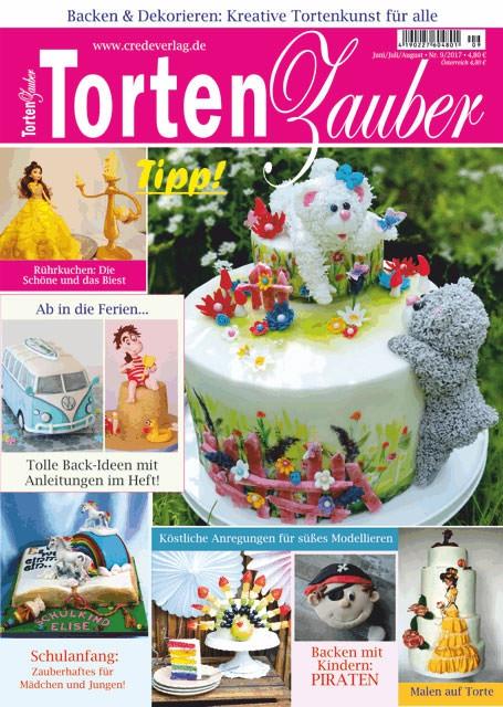 TortenZauber Magazin Ausgabe 9/17