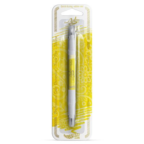 Rainbow Dust Food Art Pen Farbstift Yellow