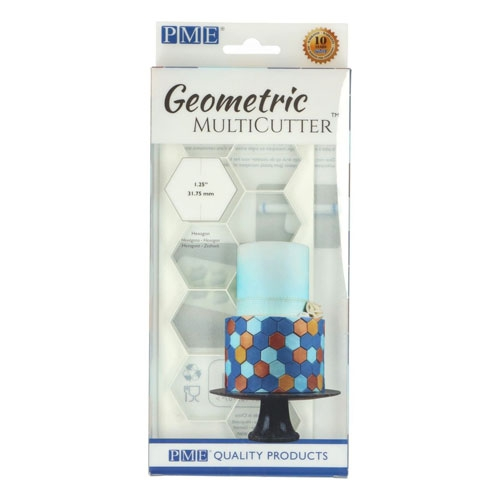 PME Geometric Multicutter Hexagon Large
