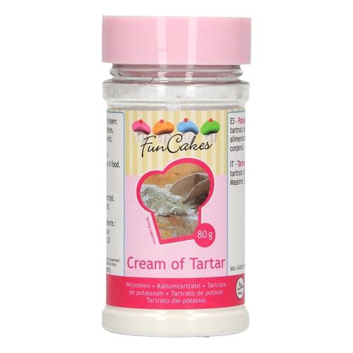 Funcakes Cream of Tartar - Weinstein 80g