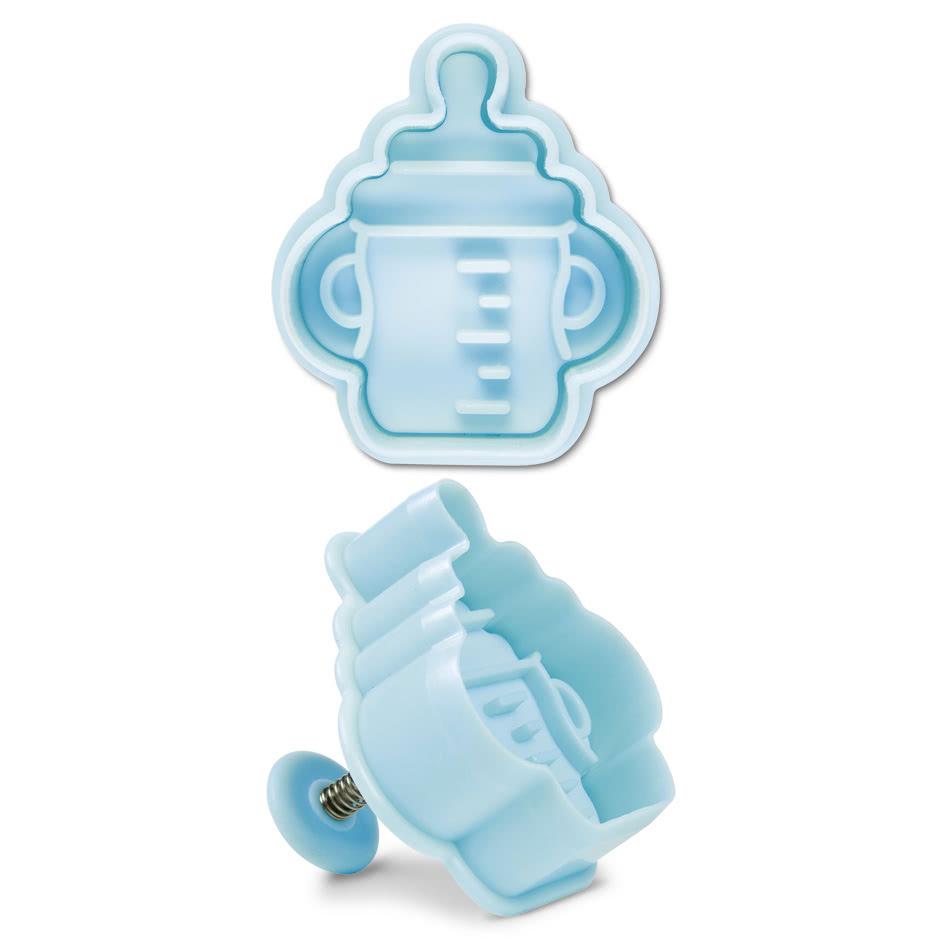 Städter Ausstecher mit Auswerfer Babyflasche