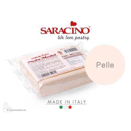 Saracino Modellierpaste - Hautfarbe 250g