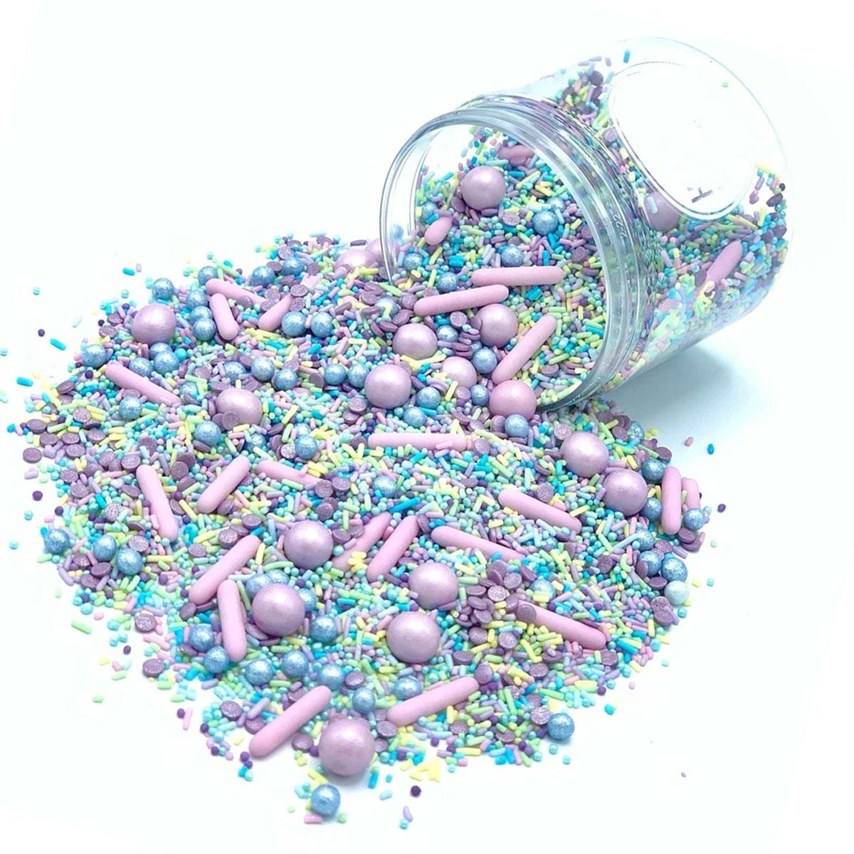 Happy Sprinkles Streuselmix - Sweet Mermaid  90g