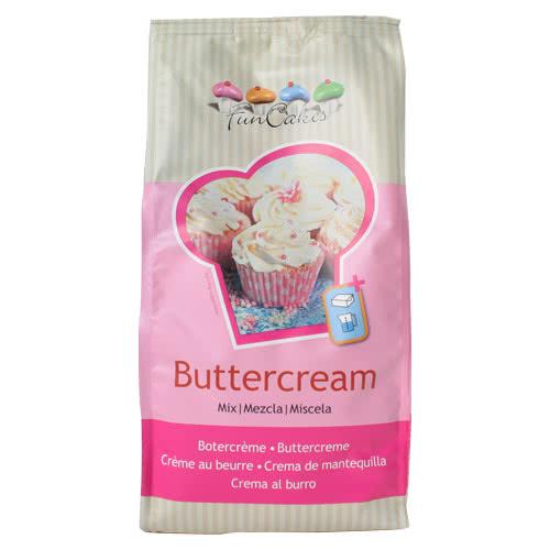 FunCakes Mix für Buttercreme 1 Kg