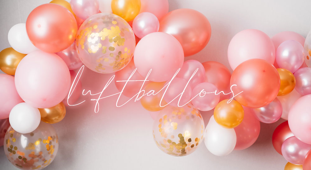 Kategorie Partydeko Luftballons