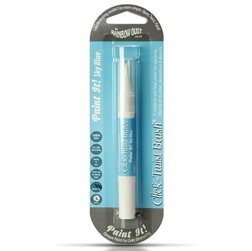 RD Click-Twist Brush® - Food Paint Sky Blue