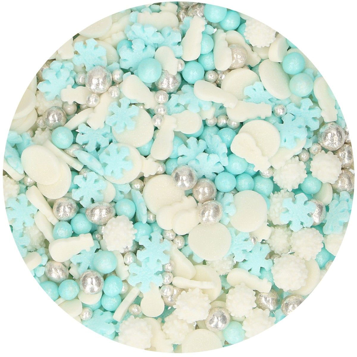 Funcakes Sprinkle Medley - Frozen Mix 180g