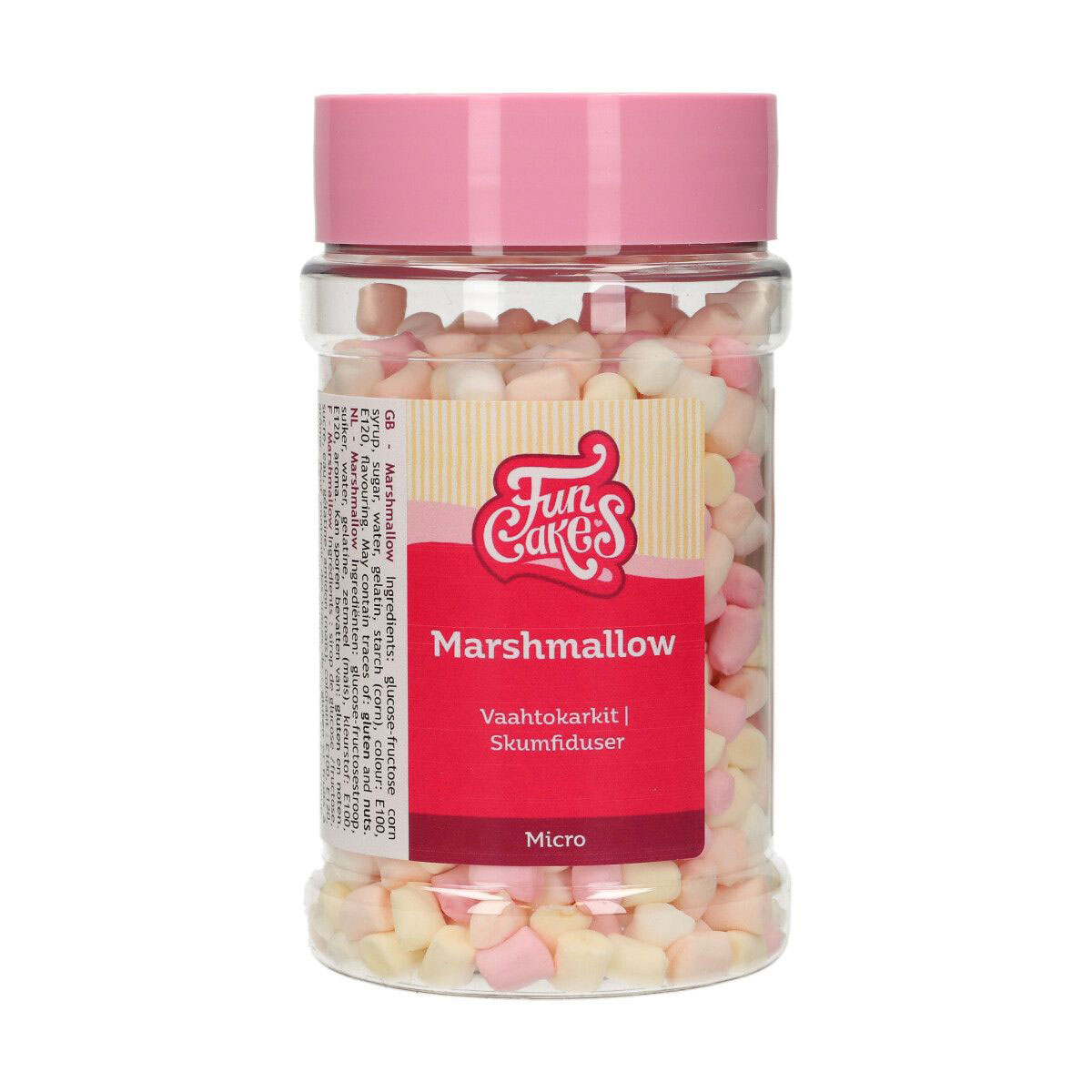 FunCakes Micro Marshmallows - Bunt