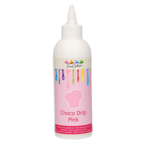 Funcakes Choco Drip - Rosa 180g