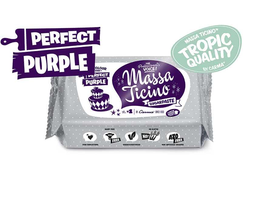Massa Ticino Tropic – Perfect Purple 250g