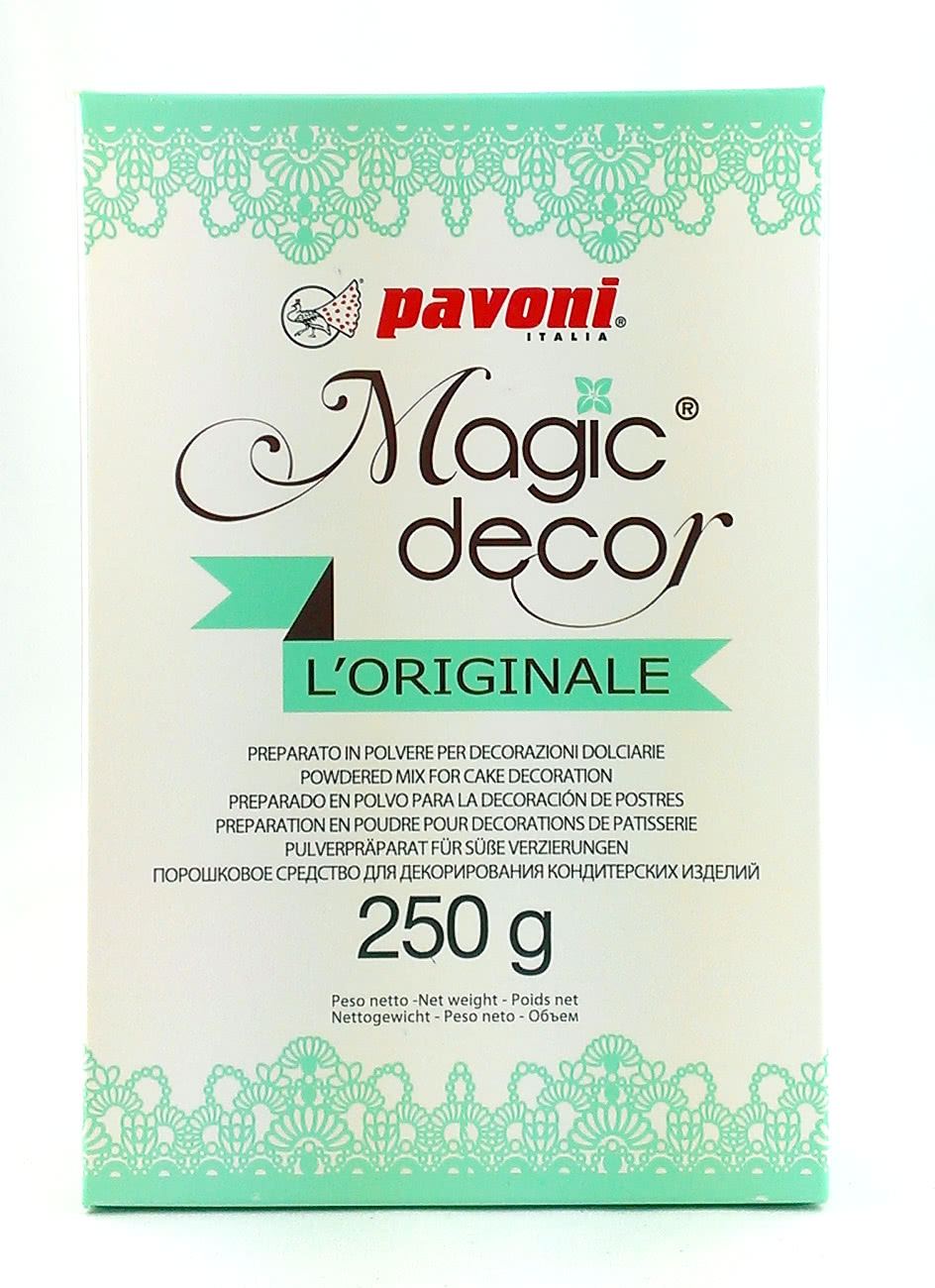 Magic Decor Pulver 250g