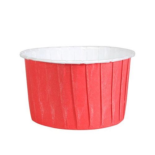 Culpitt Baking Cups - Red 24 Stk