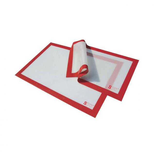 Pavoni Antihaft- Silikonunterlage 585 x 385mm