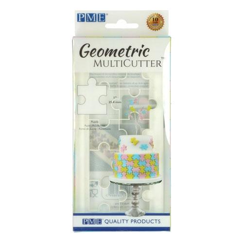 PME Geometric Multicutter Puzzle MEDIUM