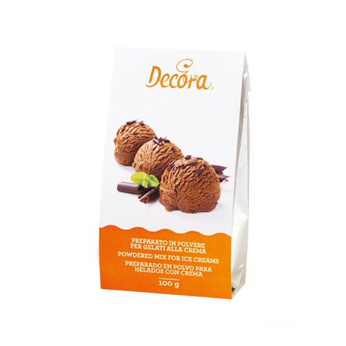 Decora Grundmischung 100g  - Mix für Eis