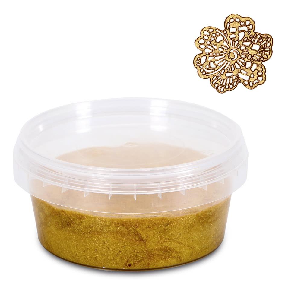 Städter Edel-Dekor-Paste Gold 100g