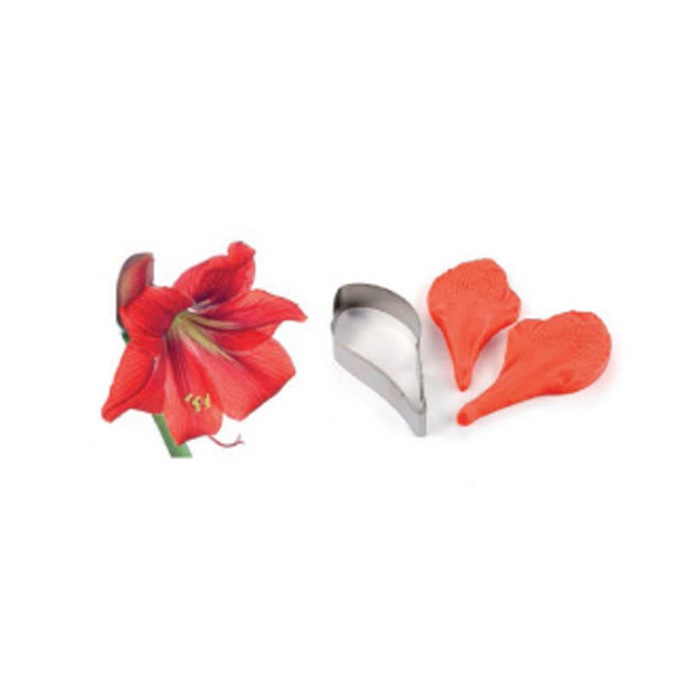 Blütenblatt Veiner + Ausstecher  Amaryllis