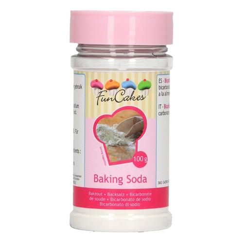 Funcakes Baking Soda - Backsalz 100g