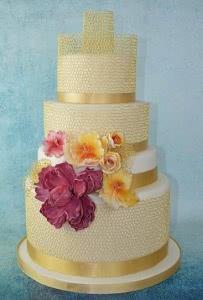 Cake Lace Claire Bowman Silikonmatte – Snake Skin
