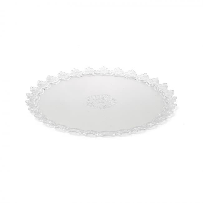 Sweetable Tortenteller - Transparent 34cm