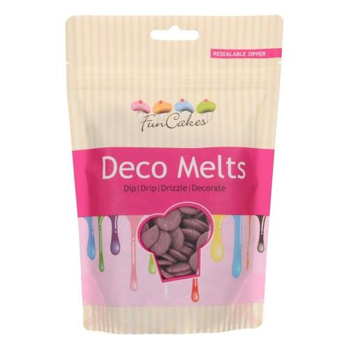 Funcakes Deko Melts - Lila 250g