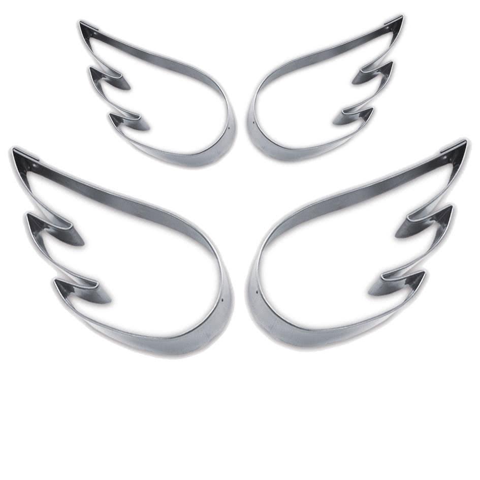 Ausstechform Engels-Flügel 4er Set