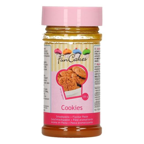 Funcakes Aromastoff -Geschmackspaste Kekse 100g