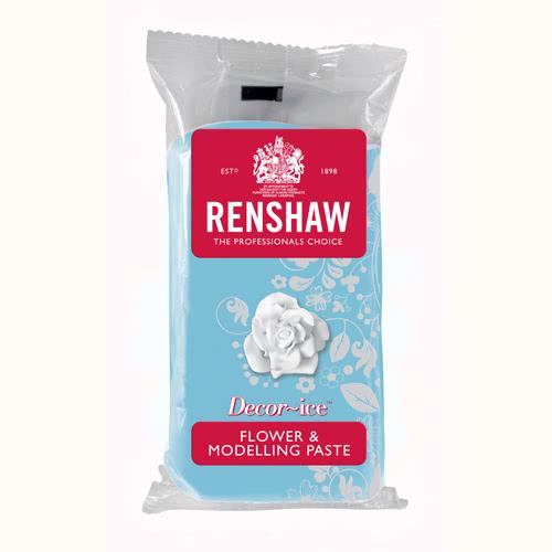 Renshaw Blütenpaste Hortensienblau
