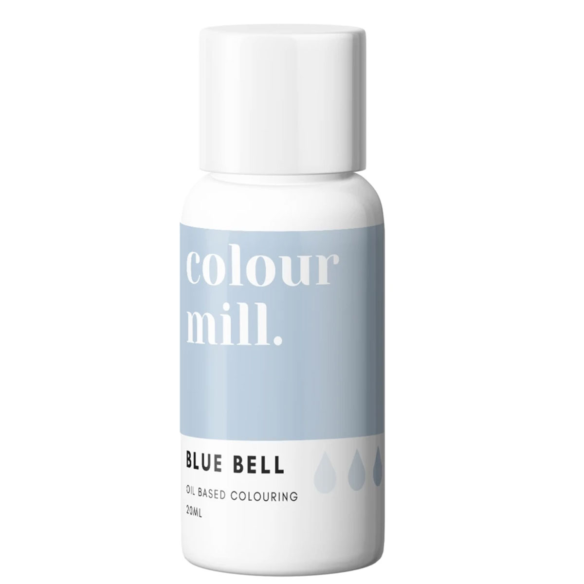 Colour Mill fettlösliche Lebensmittelfarbe - Blue Bell 20ml
