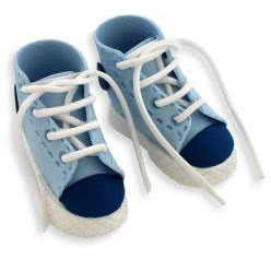 JEM Ausstecher High Cut Sneaker Life size