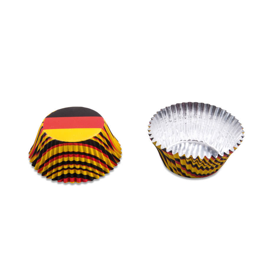 Cupcake Papier-Backförmchen Deutschland 50 Stück