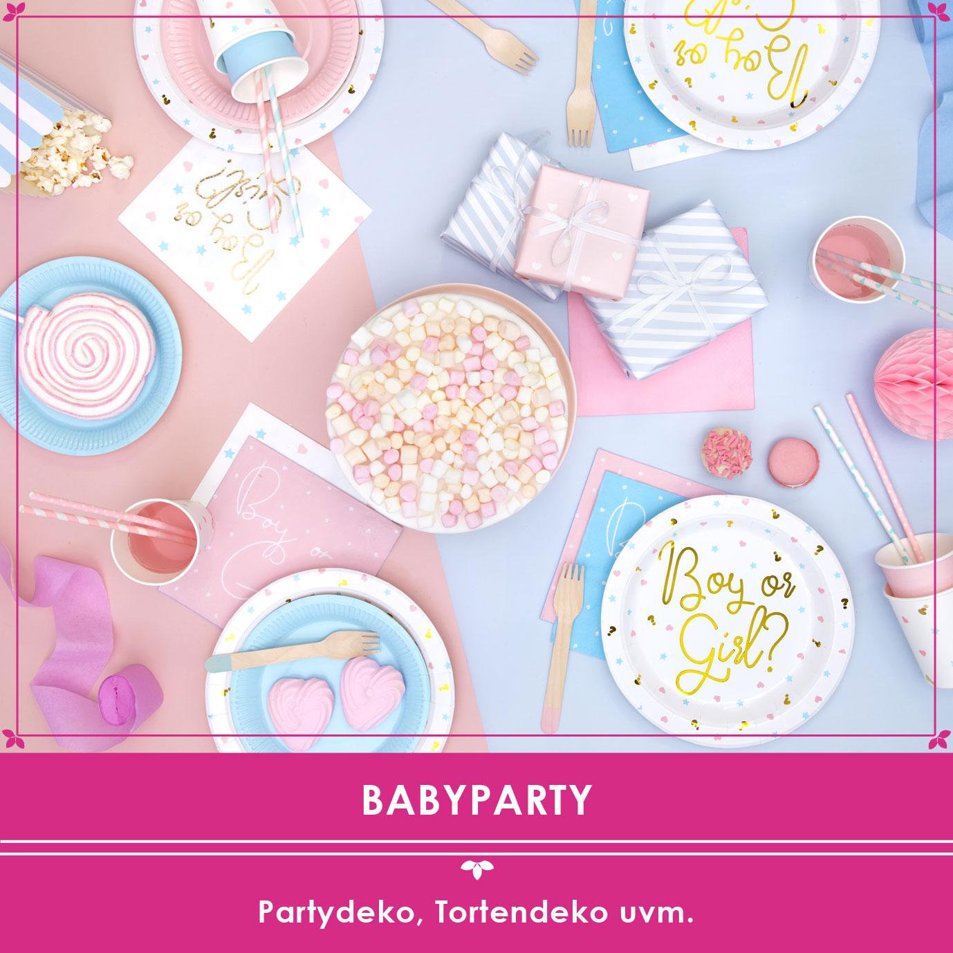 Kategorie Babyparty