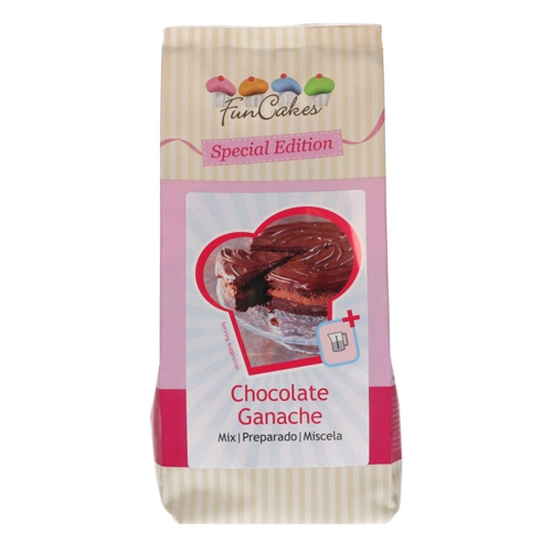 Funcakes MIx für Schokoladenganache 400g