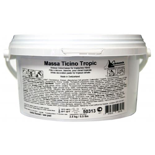 Massa Ticino Tropic – Rollfondant 2,5 Kg