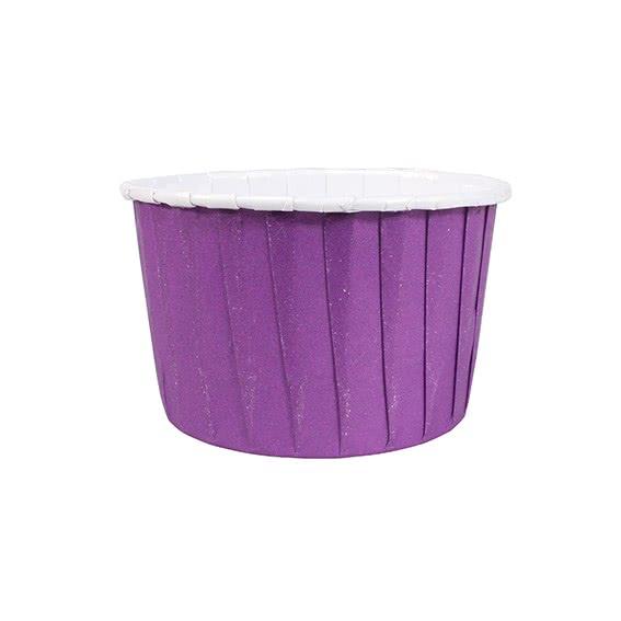 Culpitt Baking Cups Purple 24 Stk