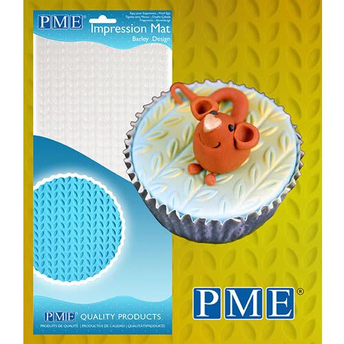 PME Prägematte Ährendesign