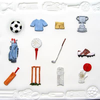 Patchwork Cutter Sport Set