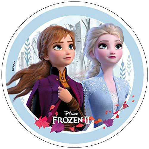 Tortenaufleger Esspapier Frozen 2 - die Eiskönigin Motiv 11