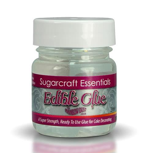 Rainbow Dust Edible Glue / essbarer Kleber 25g